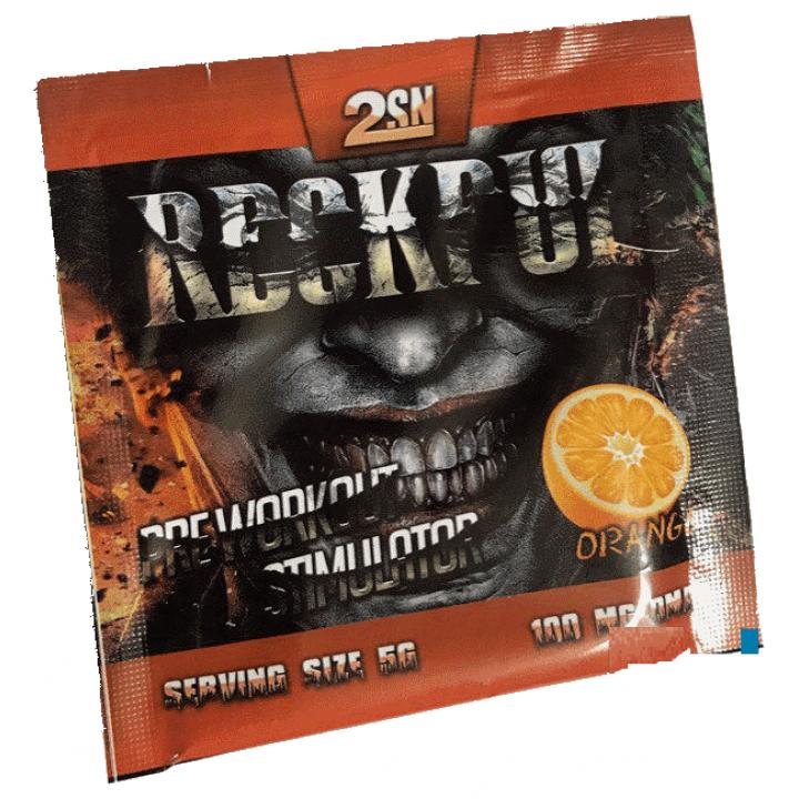 Предтренировочный комплекс 2SN Reckful (5 гр)