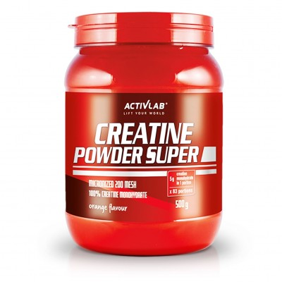 Креатин Activlab Creatine Powder Super (500 гр)