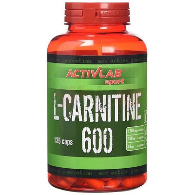 Карнитин ActivLab L-carnitine (60 капс)