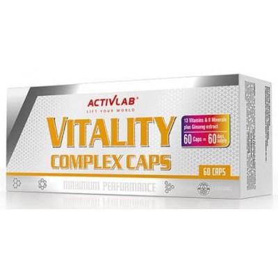 Мультивитамины ActivLab Vitality Complex (60 таб)