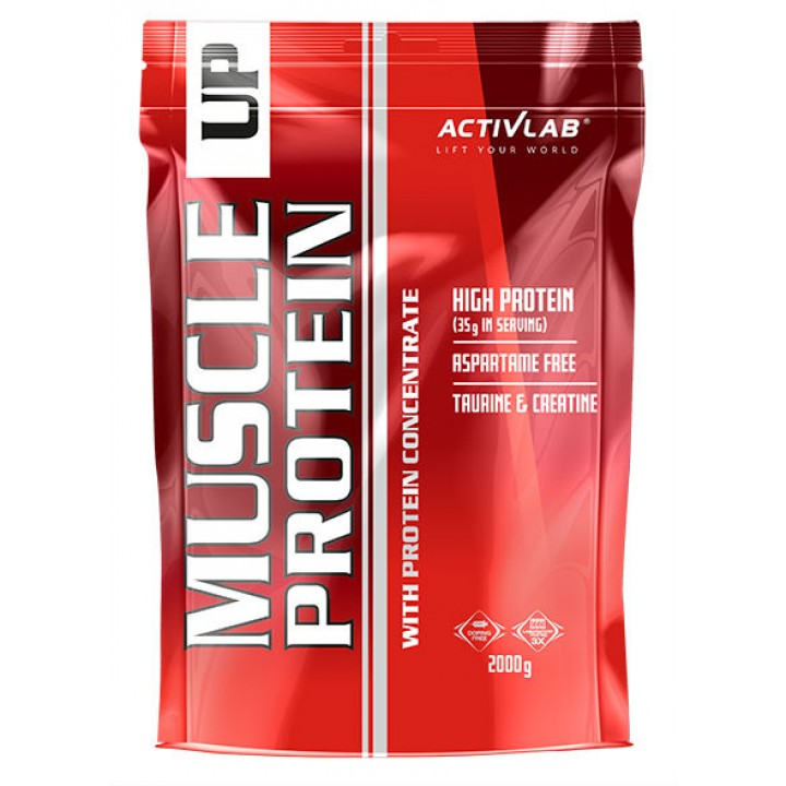 Протеин ActivLab Muscle Up Protein (2000 гр)