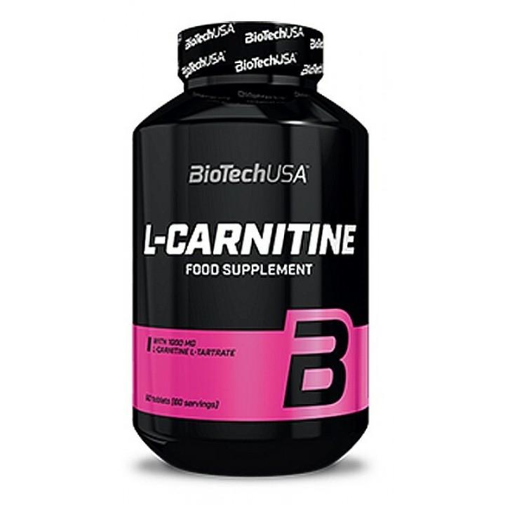 Карнитин BioTech USA L-Carnitine 1000