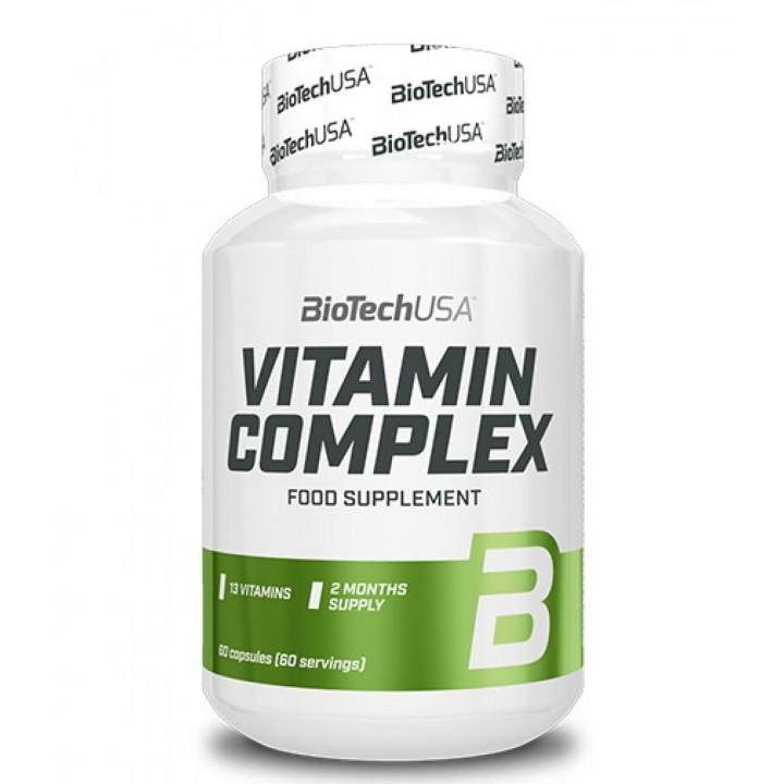 Витамины Biotech USA Vita Complex (60 капс)