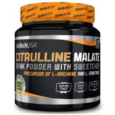 Цитруллин BioTech USA Citrulline Malate (300 гр)