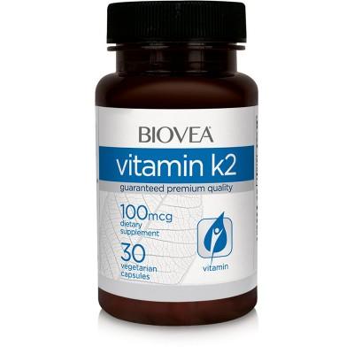 Витамин К2 Biovea Vitamin K2 (30 капс)