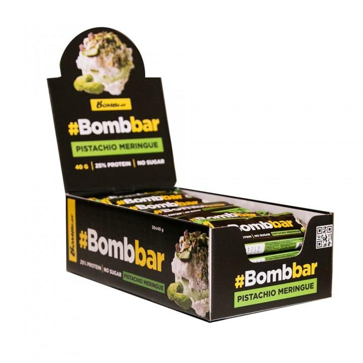 Протеиновый батончик Bombbar в шоколаде (40 гр)