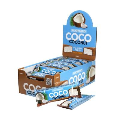 Батончик кокосовый Snaq Fabriq COCO (40 гр)