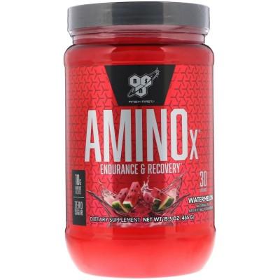 Аминокислоты BSN BCAA Amino X (453 гр)