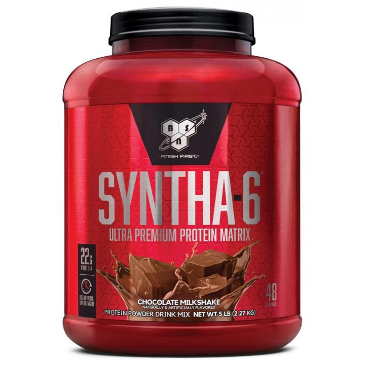 Протеин многокомпонентный BSN Syntha-6 (2275 гр)