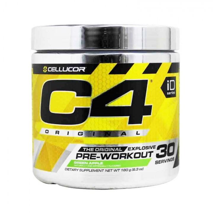 Предтренировочный комплекс Cellucor C4 Pre-Workout Original (195 гр)