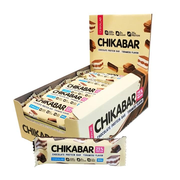 Протеиновый батончик Chikalab (60 гр)
