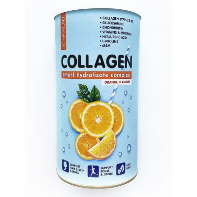 Коллаген Chikalab Collagen (400 гр)