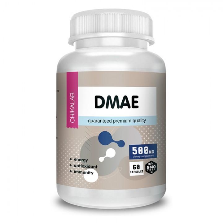 Диметиламиноэтанол Chikalab DMAE (60 капс)