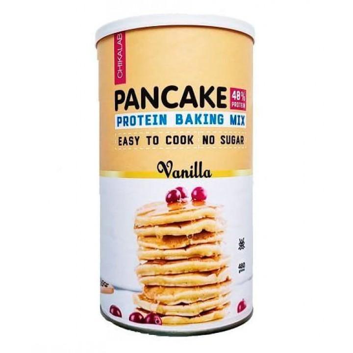 Смесь для блинов Chikalab Protein Pancake Baking Mix (480 гр)