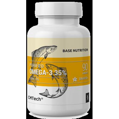 Рыбий жир CMTech Omega-3 35% (90 капс)