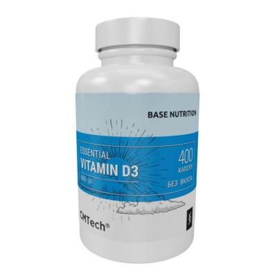 Витамин Д3 CMTech Vitamin D3 600 МЕ (400 капс)