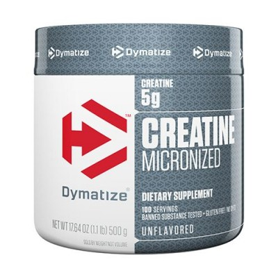 Креатин Dymatize Creatine Micronized (500 гр)