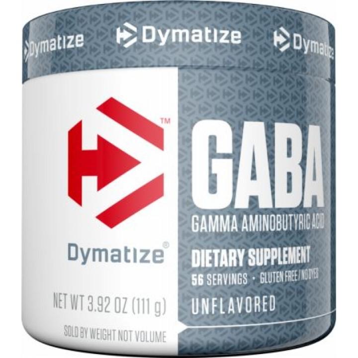 Габа Dymatize GABA (111 гр)