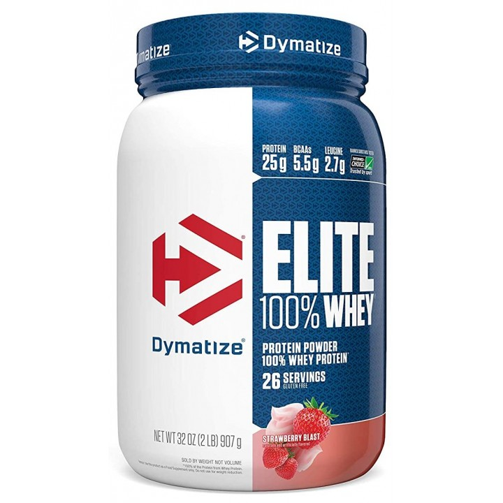 Протеин Dymatize Elite 100% Whey