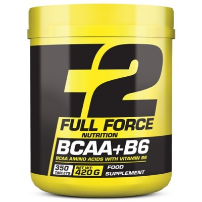 Аминокислоты F2 Full Force Nutrition BCAA+B6 (350 таб)