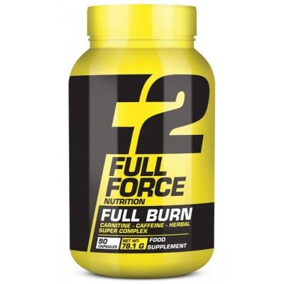 Жиросжигатель F2 Full Force Nutrition Full Burn (100 капс)
