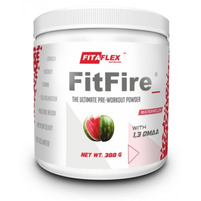 Предтренировочный комплекс FitaFlex FitFire (388 гр)