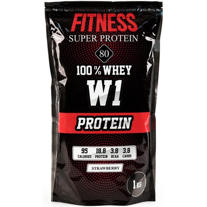 Сывороточный протеин Fitness Super Protein 80 (1000 гр)