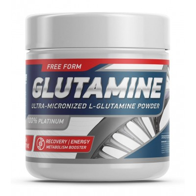 Глютамин Geneticlab Glutamine Powder (300 гр)