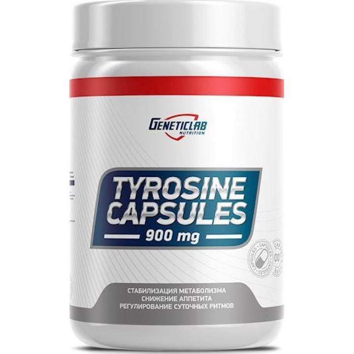 Тирозин Geneticlab Tyrosine (60 капс)