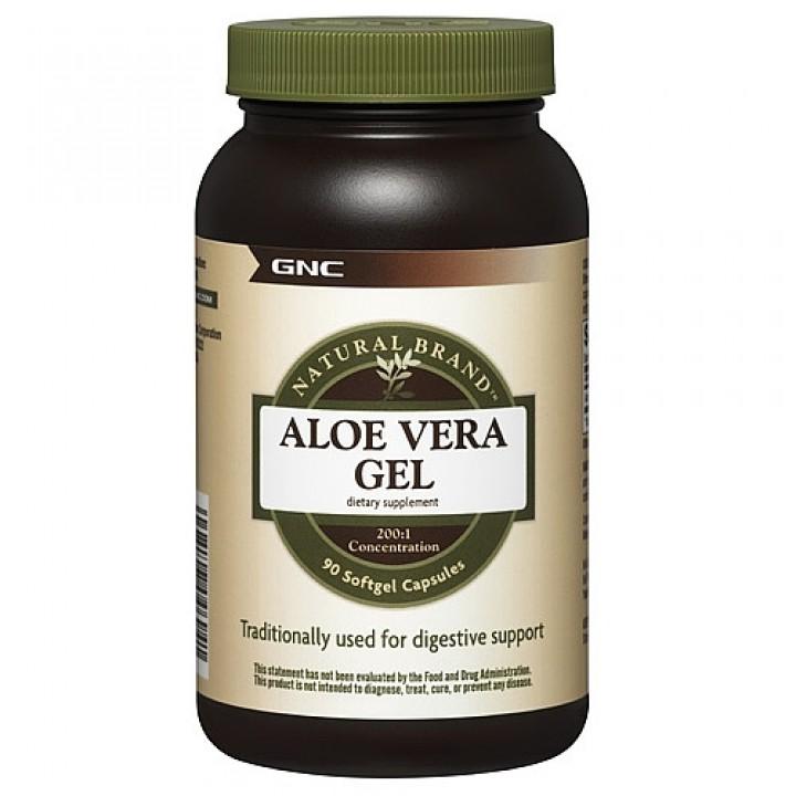 Экстракт алоэ вера GNC Aloe Vera Gel