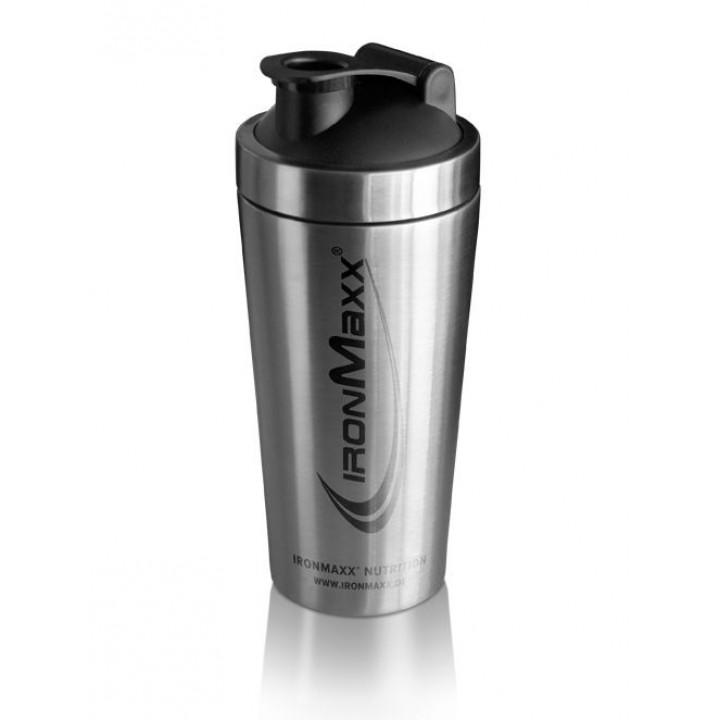 Шейкер IronMaxx Metal Shaker (750 мл)