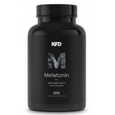 Мелатонин KFD Nutrition Melatonin 1mg (200 капс)