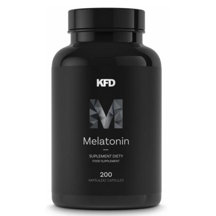 Мелатонин KFD Nutrition Melatonin 1mg (200 капс)