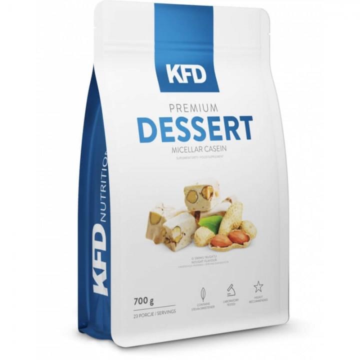 Протеин казеиновый KFD Nutrition Premium Dessert (700 гр)