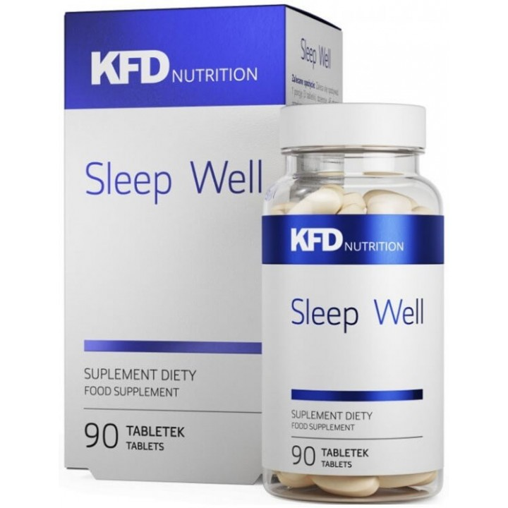 Сонник KFD Sleep Well (90 таб)