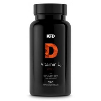 Витамин Д3 KFD Vitamin D3 (240 капс)