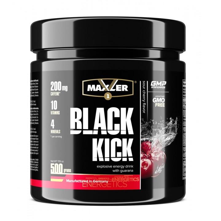 Энергетик Maxler Black Kick (500 гр)