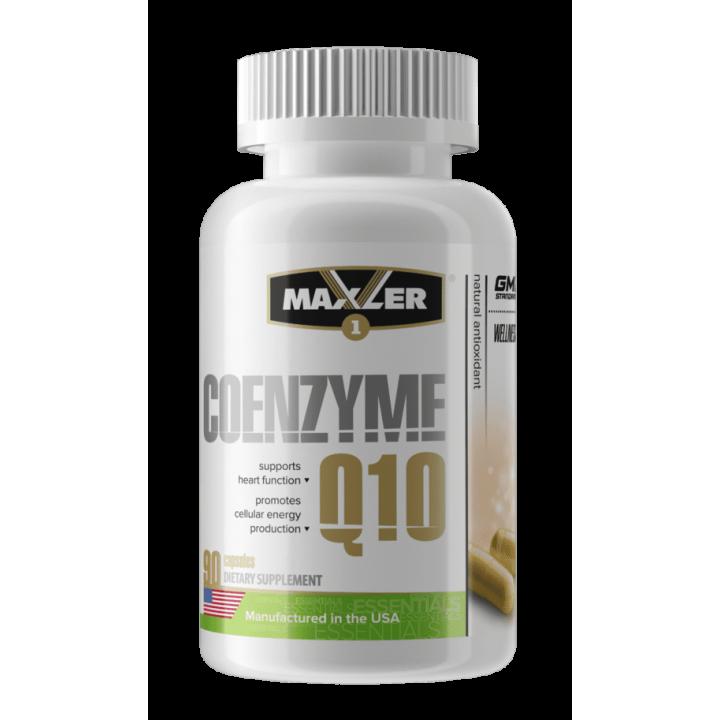 Коэнзим Q10 Maxler Coenzyme Q10 (90 капс)