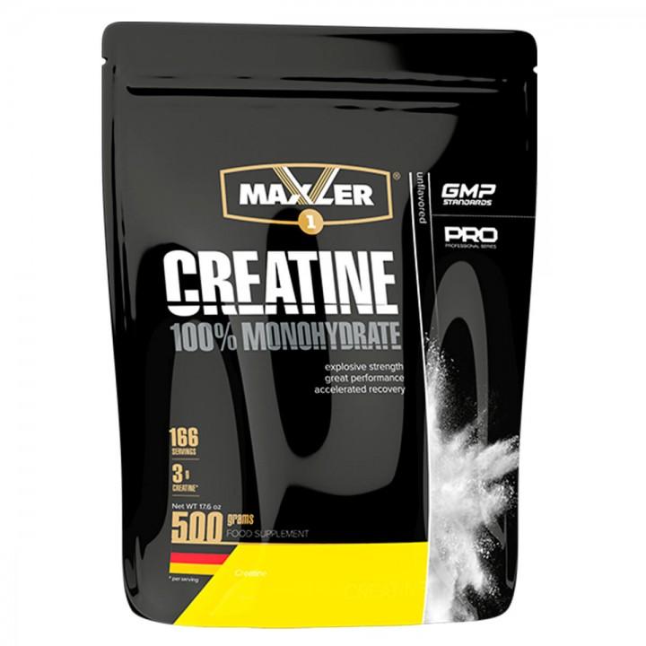 Креатин Maxler Creatine Monohydrate 100% (500 гр)