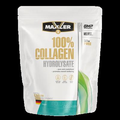 Коллаген Maxler 100% Сollagen Hydrolysate (500 гр)
