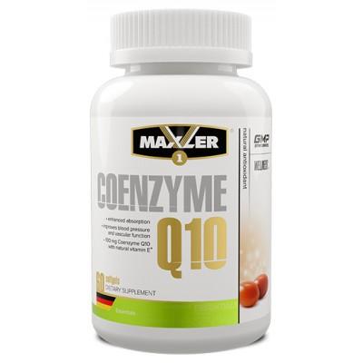 Коэнзим Q10 Maxler Coenzyme Q10 100 mg (60 капс)