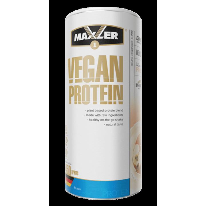 Веган протеин от Макслер