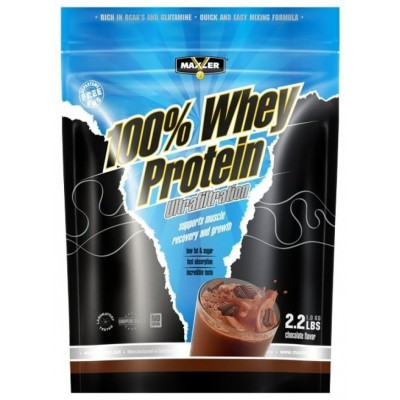 Протеин сывороточный Maxler Whey Protein Ultrafiltration