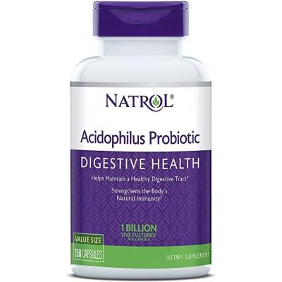 Ацидофилус Natrol Acidophilus Probiotic (150 капс)