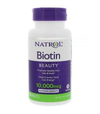 Natrol Biotin Maximum Strength (100 таб)