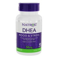 Natrol DHEA 50mg (60 таб)