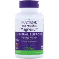 Natrol Magnesium High Absorption (60 таб)