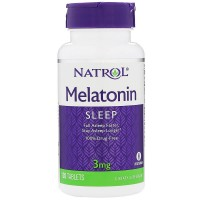Natrol Melatonin 3mg (120 таб)