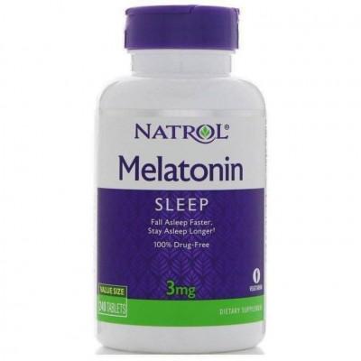 Мелатонин Natrol Melatonin 3 mg