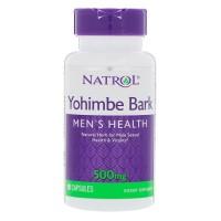Natrol Yohimbe Bark (90 капс)
